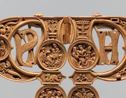 Выставка средневековых резных миниатюр из самшита проходит в Манхеттене (Нью-Йорк)