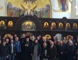 Западноевропейская епархия Сербской Православной Церкви провела ежегодное собрание Генеральной ассамблеи