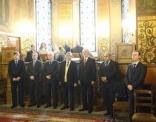 Дипломаты десяти стран посетили праздничное богослужение в храме Патриаршего подворья Русской Церкви в болгарской столице