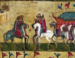 Выставка в Русском православном духовном и культурном центре познакомит парижан с древней новгородской иконой