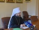 В ОВЦС прошел брифинг, посвященный принесению в Русскую Православную Церковь мощей святителя Николая