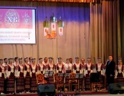 В Калинковичах состоялся Православный фестиваль духовной, народной и военно-патриотической песни «Палескі Вялікдзень»