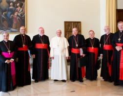 Очередное 19-е заседание Совета кардиналов завершилось в Ватикане