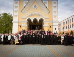 Состоялся I Съезд регентов Брестской епархии