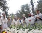 В 40-й день после кончины митрополита Нифонта (Солодухи) на Волыни молитвенно почтили память усопшего владыки