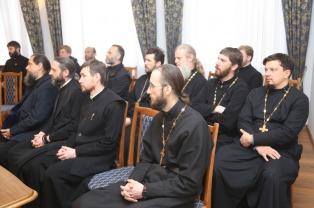 В Бобруйской епархии прошел семинар «Современное пастырское попечение — старые ошибки и новые эффективные инструменты»