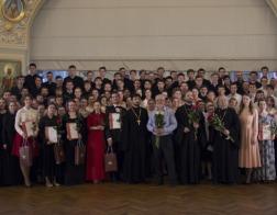 В Москве завершился Пасхальный хоровой фестиваль Православного Свято-Тихоновского гуманитарного университета