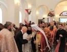 Иерарх Русской Православной Церкви принял участие освящении кафедрального собора в болгарском городе Ловеч