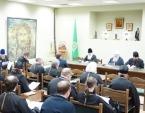 Состоялось первое заседание организационного комитета по подготовке Архиерейского Собора 2017 года