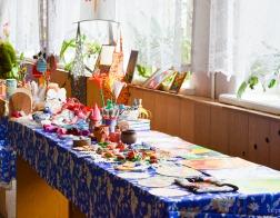 В деревне Боровка состоялась пасхальная благотворительная акция «Это мой выбор!»