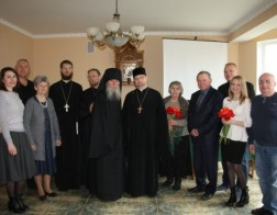 В Зельве состоялась презентация поэтического сборника «Каложскі благавест»