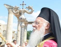 Патриарх Константинопольский Варфоломей совершает визит в Смирну