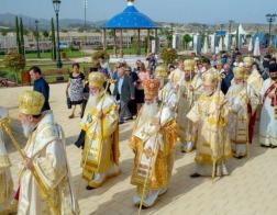 Русский храм освящен на Кипре