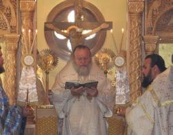 В Новой Зеландии освятили русский православный храм
