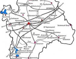 В составе Борисовской епархии образовано новое благочиние
