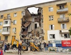 Волгоградские священники поддерживают пострадавших при взрыве дома