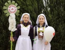 """Благотворительный праздник """"Белый цветок"""" в помощь детям с ДЦП пройдет в Москве"""