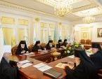 В Астане прошло заседание Синода Митрополичьего округа Русской Православной Церкви в Республике Казахстан
