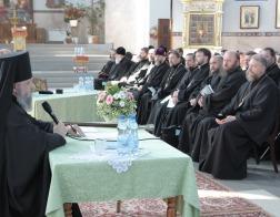 В Брестской епархии состоялся семинар для церковных работников