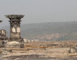 Археологи отыскали неизвестные древние храмы возле Галилейского моря