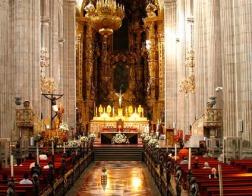 Католический священник подвергся нападению преступника по окончании Мессы в Кафедральном соборе Мехико