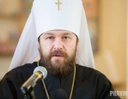 Митрополит Иларион: Дискриминационные законы направлены на углубление раскола в украинском Православии