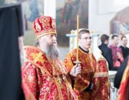 В Жировичской обители был совершен молебен о даровании мира Украине