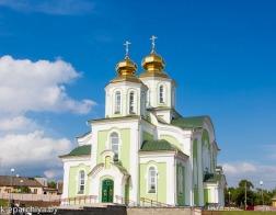 Молитвы о даровании мира братскому украинскому народу были вознесены в храмах Слуцкой епархии
