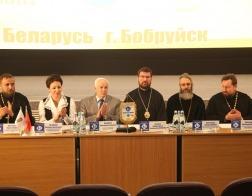В Бобруйске начал работу VI Международный фестиваль поддержки семьи, материнства и детства «Счастье в детях»