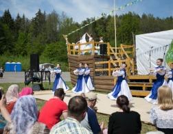 В Жировичах состоялся музыкальный фестиваль «Жыровіцкі фэст»