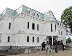 При строящемся храме Всех святых в Страсбурге открыт духовно-культурный центр