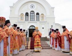 Исполнилось 140 лет со дня освящения Николаевского гарнизонного храма в Бресте