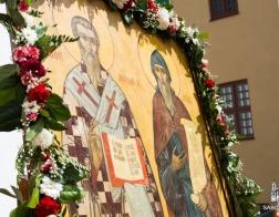 Президент Республики Беларусь поздравил Святейшего Патриарха Московского и всея Руси Кирилла с днем тезоименитства