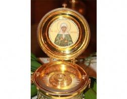 В храм мученика Иоанна Воина в городе Жлобине будет принесена частица мощей блаженной Матроны Московской