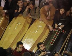 В Египте от рук неизвестных террористов погибли 23 христианских паломника-копта
