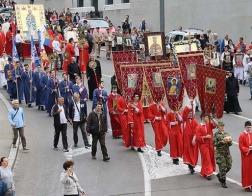В Белграде праздник Вознесения Господня отметили как «славу» столицы Сербии