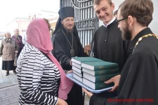 Епископ Борисовский и Марьиногорский Вениамин: Создание славянской азбуки — это не просто плод интеллектуального труда, но, прежде всего, духовный подвиг