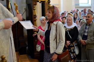Выпускники гродненских катехизаторских курсов и иконописной студии получили сертификаты
