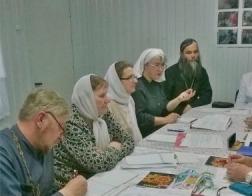 Состоялась встреча работников социальных служб Борисовской епархии