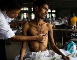 Католические организации Индии борются с эпидемией туберкулеза