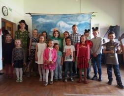 Князь-Владимирский приход Минска провел благотворительную акцию «Дети — детям»