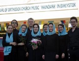 Лауреатом Международного фестиваля «Гайновка-2017» стал ансамбль древнерусского певческого искусства «Сретение» из Минска