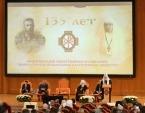 Святейший Патриарх Кирилл возглавил торжественное заседание по случаю 135-летия Императорского православного палестинского общества
