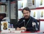 Книга митрополита Волоколамского Илариона «Притчи Иисуса» представлена в Доме книги «Москва»