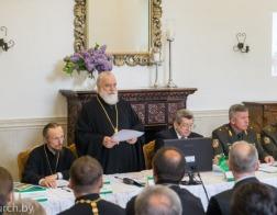 Представители Белорусской Православной Церкви и Государственного пограничного комитета обсудили опыт и перспективы сотрудничества