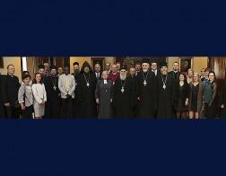 Патриарх Сербский Ириней встретился членами Исполнительного комитета Конференции европейских церквей