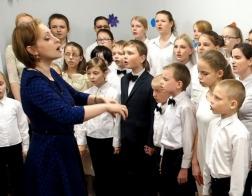 В столичном приходе священномученика Владимира Хираско прошел инклюзивный концерт