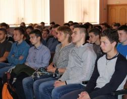Студенты двух лидских колледжей узнали о духовном подвиге святителя Георгия (Конисского)