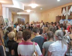 Состоялась выставка-ярмарка, посвященная 700-летию Новогрудской епархии