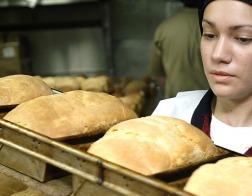 В Британии в месяц выбрасывается столько хлеба, что можно заполнить собор Св. Павла в Лондоне